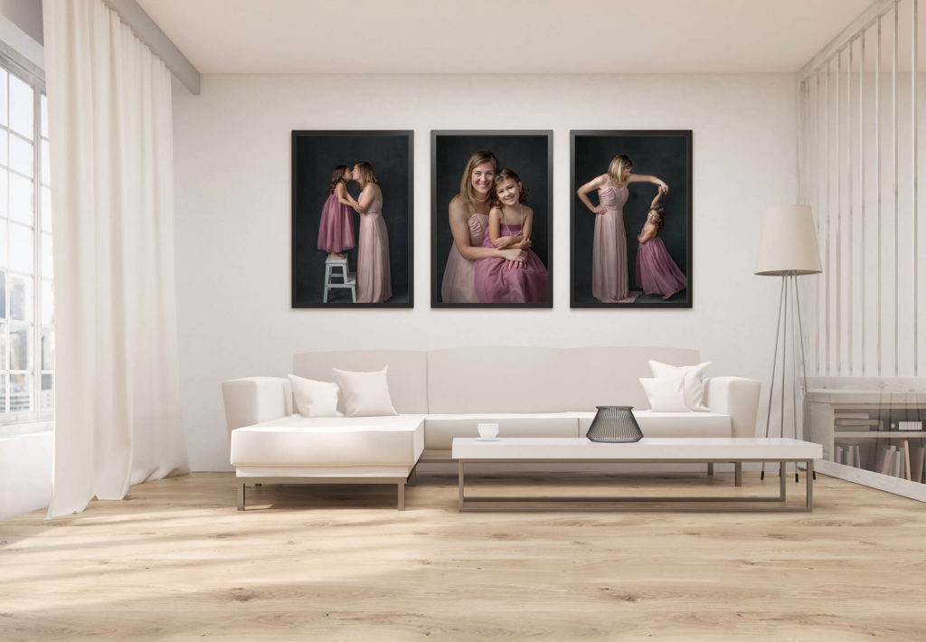 WALL ART PRINT FAMILY PICTURES